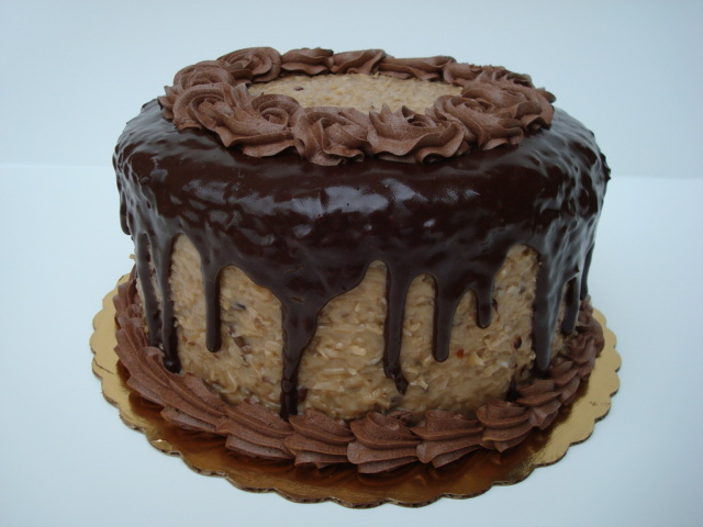 Sams Club German Chocolate Cake
