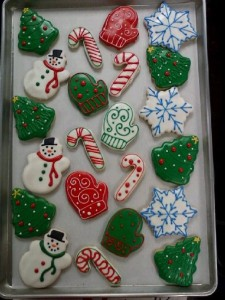 Society Bakery Sugar Cookies to Get You in the Holiday Spirit!