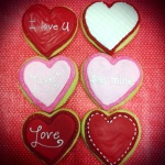 Society Bakery Heart Sugar Cookies