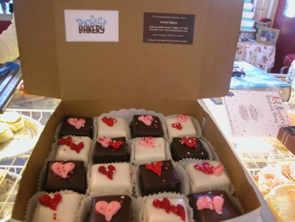 Valentine S Day Sweets And Ideas From Society Bakery Society Bakery